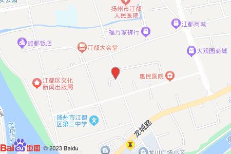 仙城公寓地图信息