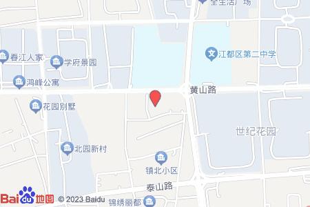 雙仙公寓地圖信息