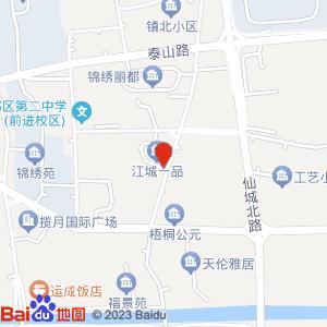 江都興隆房產地圖信息
