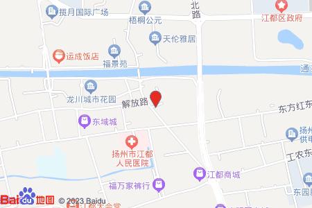新月花园地图信息