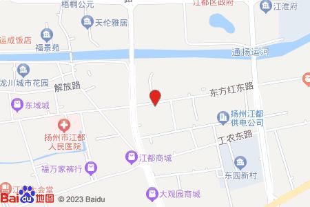 艺都小区地图信息
