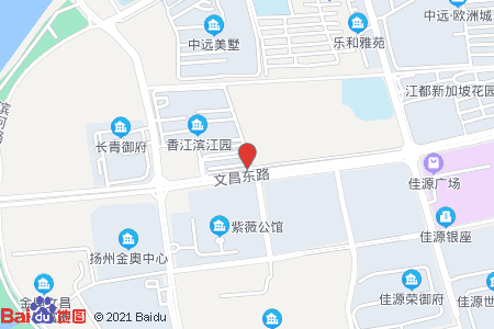 香江滨江园地图信息