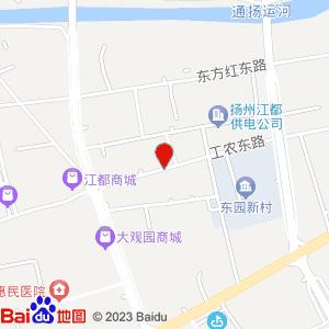 江都新世紀房產中介有限公司地圖信息
