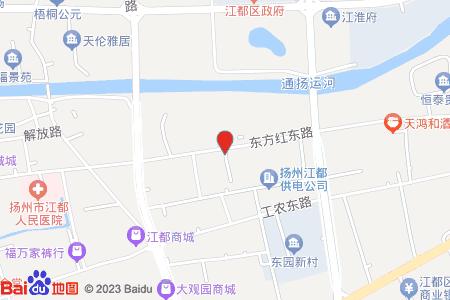 华垠世纪园地图信息