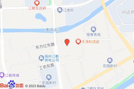三江花園公寓地圖信息