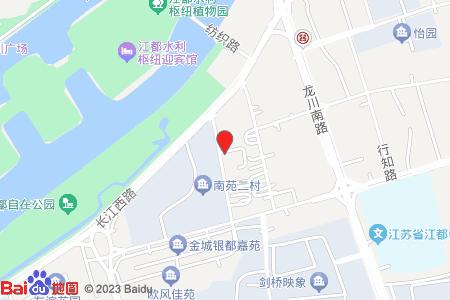 南苑明珠地图信息