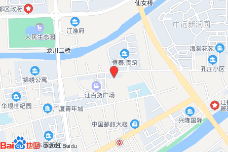 迎春花苑地图信息