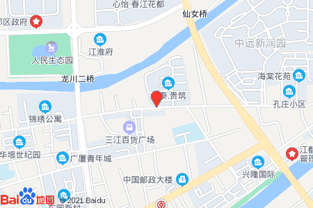 恒泰貴筑地圖信息