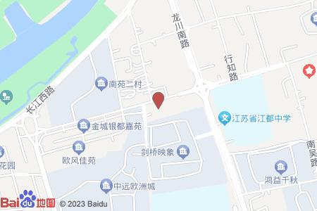 浦江新村地图信息