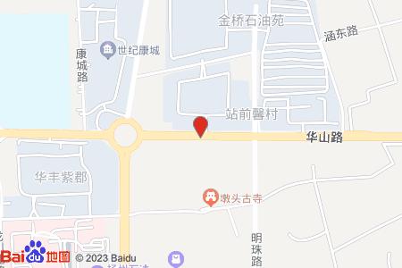 站前馨村地图信息