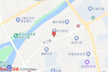 东方新村地图信息