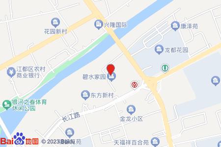碧水家園地圖信息