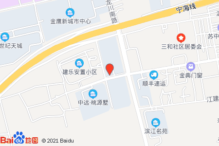 建乐佳苑地图信息