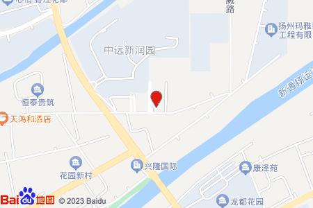孔庄小区地图信息