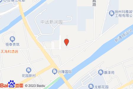 海棠花苑地图信息