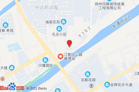 东环小区地图信息