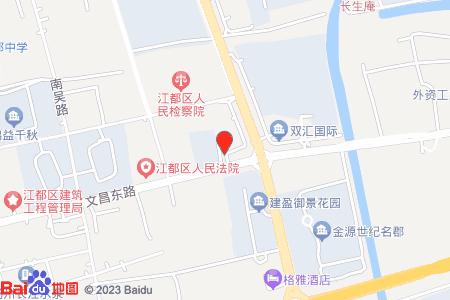 上城國際地圖信息