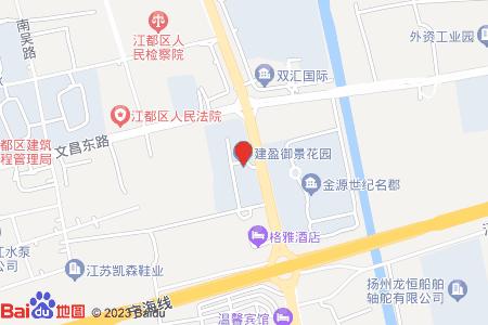 御景花园地图信息