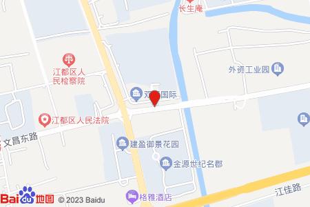 雙匯國際地圖信息