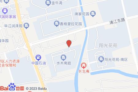 水木南庭地圖信息