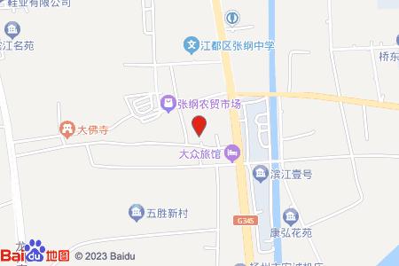 江都张纲小学地图信息