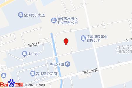 席家花園地圖信息