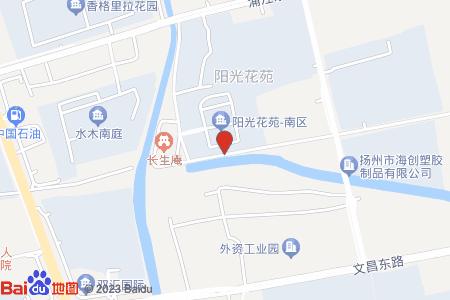 江都阳光花苑地图信息