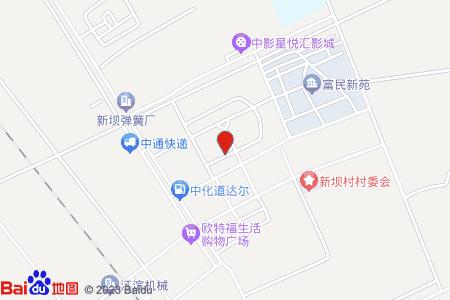 富民新苑地圖信息