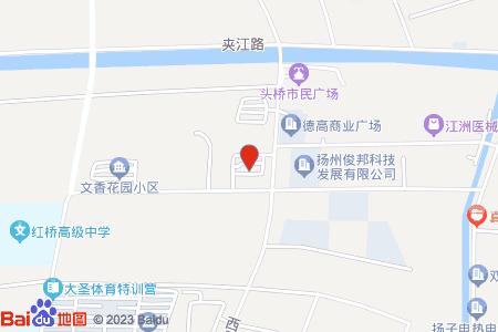 万海虹桥湾地图信息