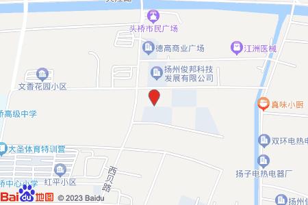 政荷苑地图信息