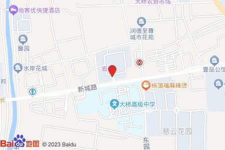 博盛苑地图信息