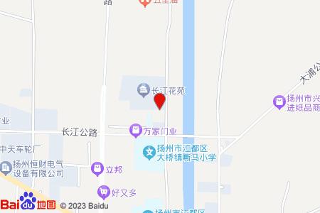 长江花苑地图信息