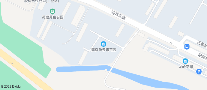 满京华云曦花园