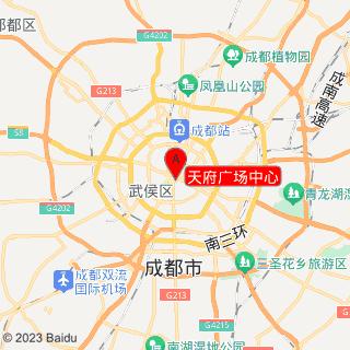 天府广场中心
