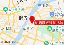 武汉动因教育动因羽毛球训练馆(湖北大学店)