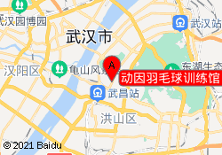 武汉动因教育动因羽毛球训练馆(洪山体育馆店)