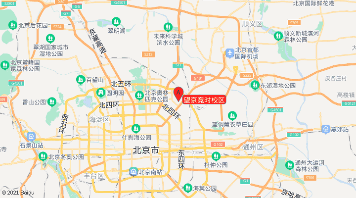 望京竞时校区