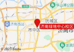 济南杨梅红国际私立美校济南绿地中心校区