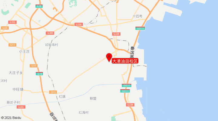 大港油田校区