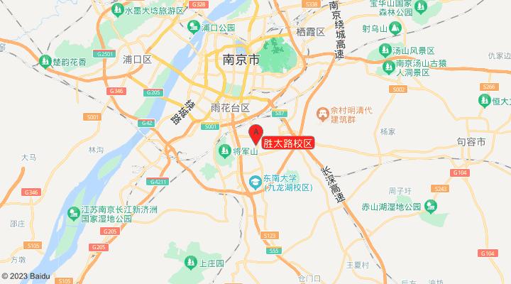 胜太路校区
