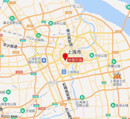 新與成商學院徐匯校區
