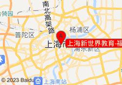 上海新世界教育-福州路