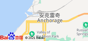 Anchorage • Map View