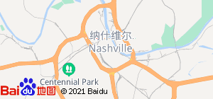 Nashville • Map View