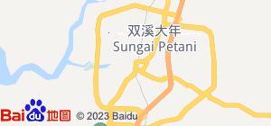 Kuala Muda • Map View
