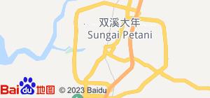 Sungai Petani • Map View