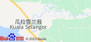 瓜拉雪兰莪•地图找房