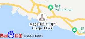 Melaka City • Map View