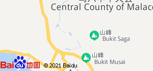 Batu Berendam • Map View