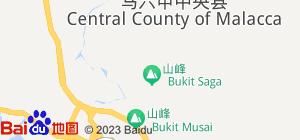 Bukit Beruang • Map View